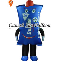 Inflatable Mascot